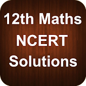 12th Maths NCERT Solutions