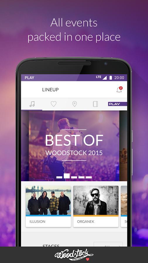 Woodstock Festival Poland 2015- screenshot