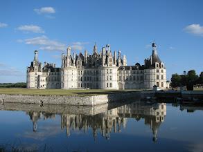 Photo: Château de Chambord, Sep 15