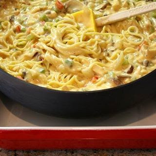 Cheese Chicken Spaghetti Casserole Recipes
