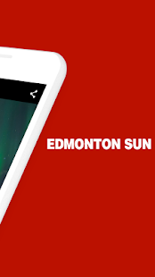 Edmonton Sun – News, Entertainment, Sports & More- screenshot thumbnail