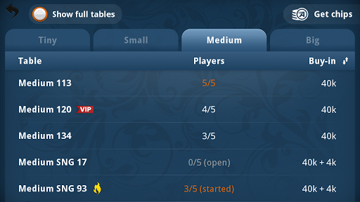 Appeak u2013 The Free Poker Game 3.1.0 14