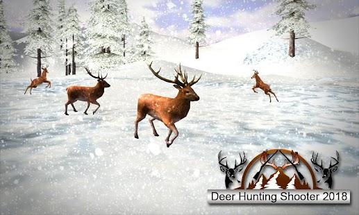 Deer Hunting Shooter 2018:Free Sniper Hunter Game - náhled