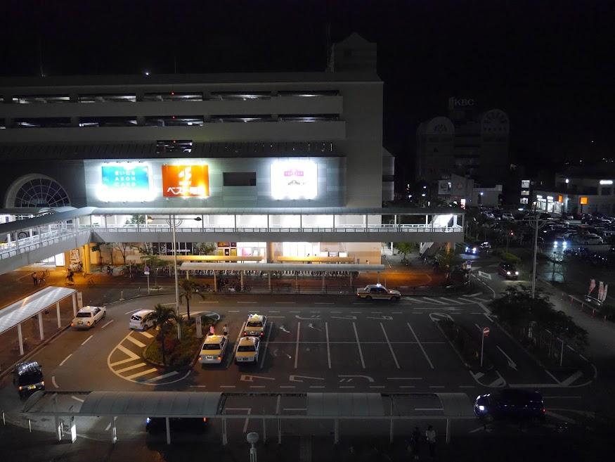 Okinawa Travelogue – (Part 2): Aeon Naha, Kokusaidori Night Street, Former Japanese Navy Underground Headquarters, Kaigungo Park Playground and Tomari Iyumachi Fish Market