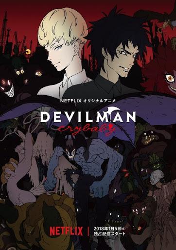 Devilman Crybaby thumbnail