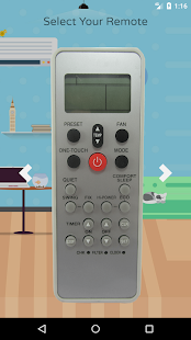 AC Remote for Toshiba - NOW FREE - náhled
