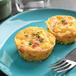 Keto Ham Egg Cups Recipe