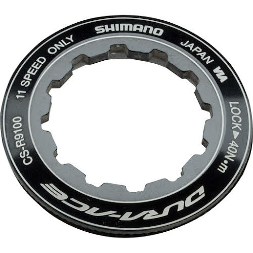 Shimano Dura-Ace CS-R9100 11-Speed Cassette Lockring