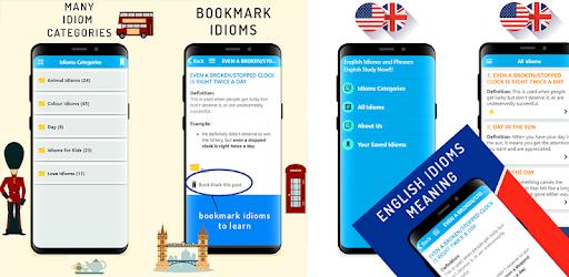 English Idioms and Phrases – Google Play дүкеніндегі қолданбалар