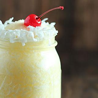 Orange Colored Alcoholic Drinks Recipes