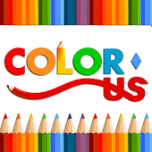 ColorUs : My Coloring Books