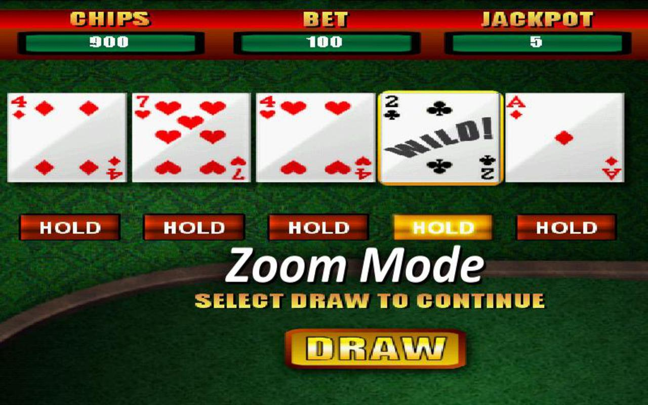 3 card poker simulator game