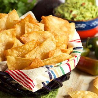 How to Make Homemade Tortilla Chips.