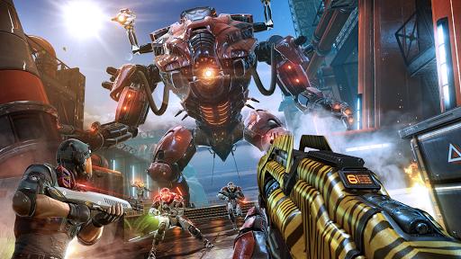 Shadowgun Legends screenshot 1