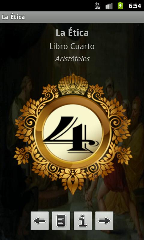 La Ética - Aristóteles - screenshot