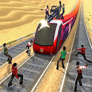 Train shooting – Zombie War MOD APK 3.8 (Unlimited Money)