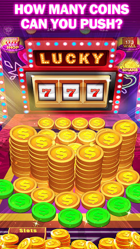 Coin Pusher - Win Big Reward 1.0.4 screenshots 1