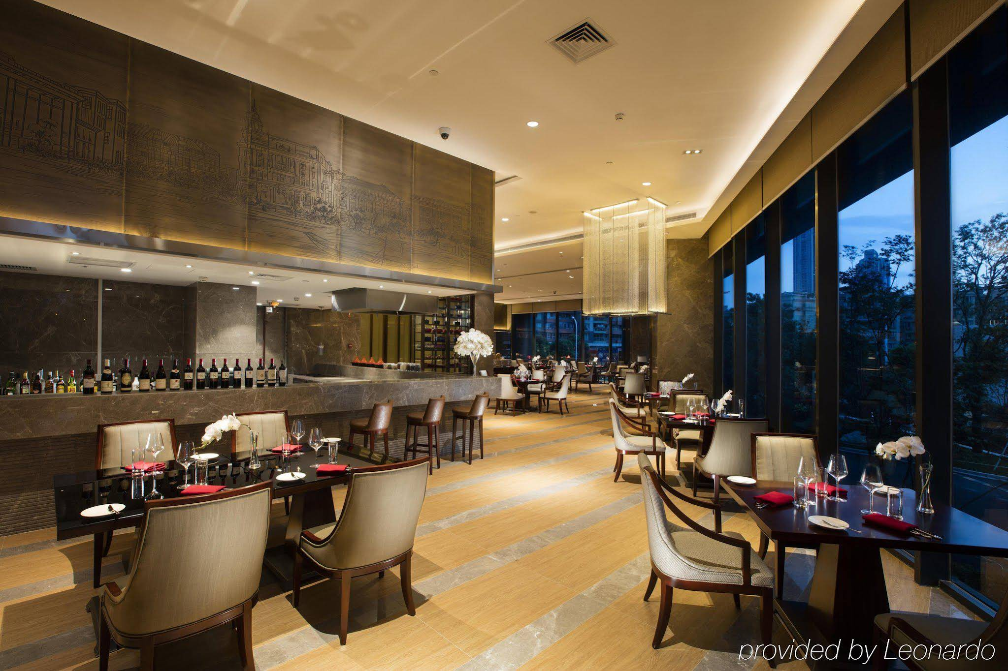 Hilton Wuhan Riverside