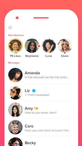 Screenshot for Tinder in United States Play Store