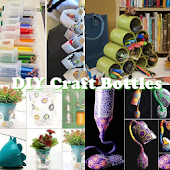 DIY Craft Bottles