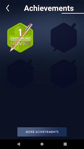 Crosswords Puzzle Free apkmr screenshots 4