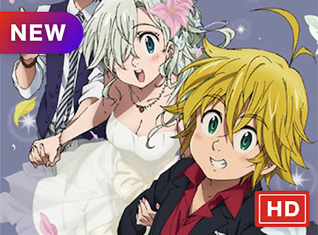 The Seven Deadly Sins New Tab