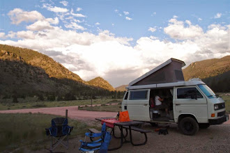Photo: Big Bend campground, Poudre Canyon