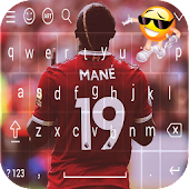 Keyboard For Liverpool FC 2018