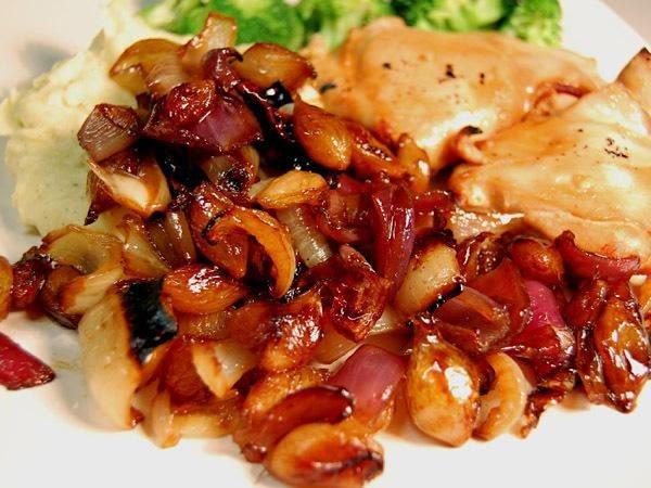 Roasted Onions Recipe