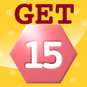 Get 15 icon