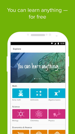 Khan Academy v2.4.2 build 389