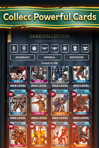 Warhammer Combat Cards - 40K Edition apkpoly screenshots 3