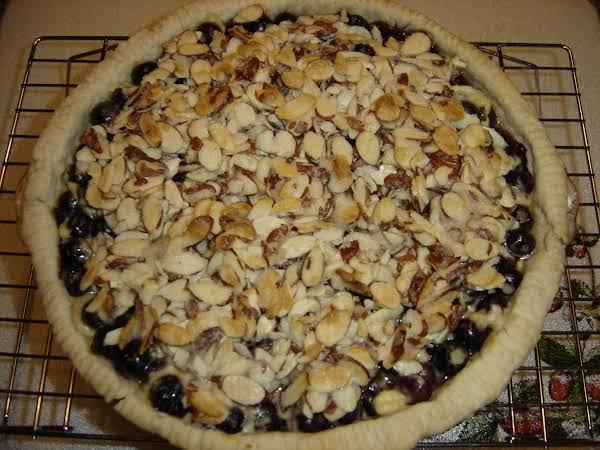 Blueberry/goatcheese Pie Recipe