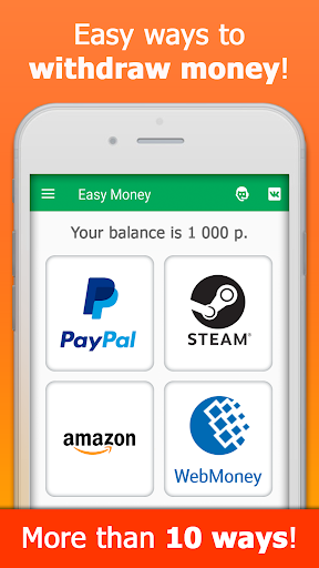 Easy Money: Earn money online  screenshots 4