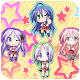 Lucky star Anime Wallpaper for PC-Windows 7,8,10 and Mac