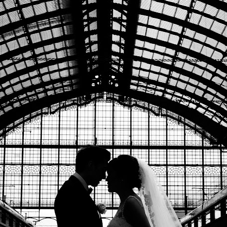Wedding photographer Christophe De mulder (iso800Christophe). Photo of 26.10.2017