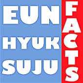 Eunhyuk Super Junior Facts
