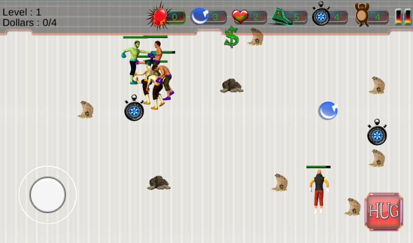 Screenshots for Run Lloyd Run