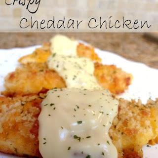 Ritz Cracker Chicken.