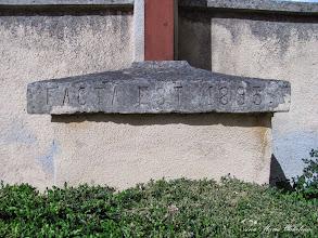 Photo: Str. Avram Iancu, Biserica Franciscana, crucifix - 2011.05.31