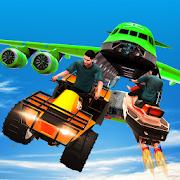 Super Jet Ski, ATV Quad Bike Airplane Stunt Games