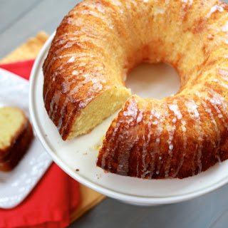 Lemon Buttermilk Bundt Cake.