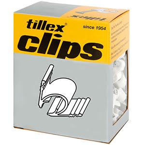 Tillex Grooved Clips GR-C