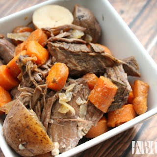 Beef Broth Or Chicken Broth Pot Roast Recipes