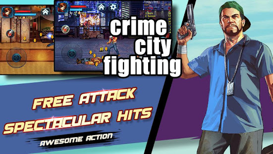 Crime City Fight:Action RPG_3