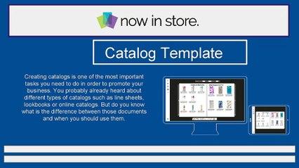 Shopify catalog app