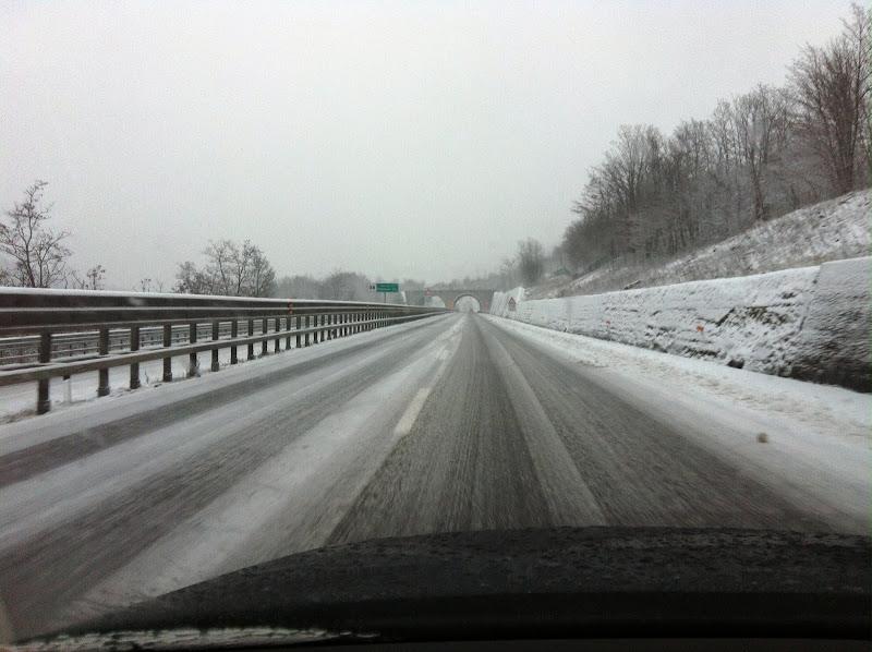 In autostrada di Ph. Flavio Catelani