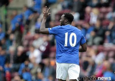 Romelu Lukaku à l'assist pour Koné