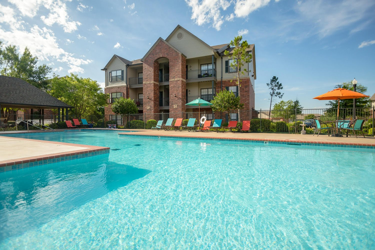 Highland Pointe Apartments For Rent In Yukon Oklahoma