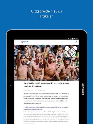 Omroep West 8.9.0 screenshots 6